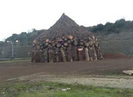 """""""O' focarò"""": il grande fuoco di Sant'Antonio a Nepi"""