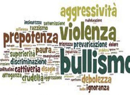 Il bullismo e il cyberbullismo: mai più nel nostro vocabolario