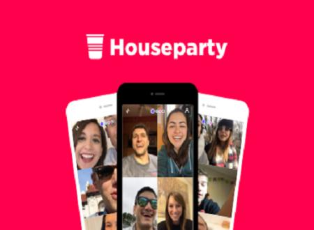 Houseparty: la nuova applicazione che cattura i giovani