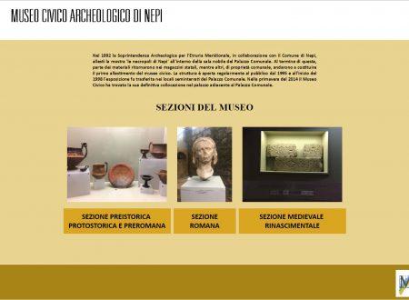 pagina introduzione museo nepi