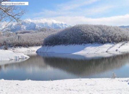 Inverno ad Amatrice: la bellezza e il silenzio della neve