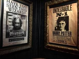 Harry Potter -The Exhibition: come indossare gli abiti di un mago per un giorno!