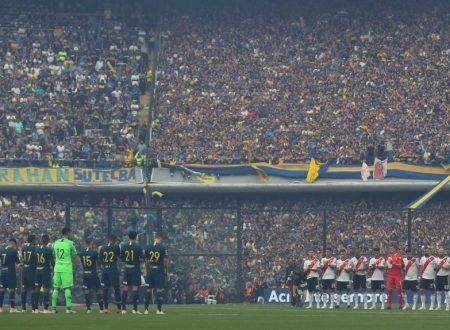 BOCA-RIVER: IN CAMPO PER LA STORIA!Le due squadre di Buenos Aires in campo per una finale inedita di Libertadores.